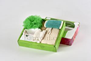 Polyester Banyo Seti Orta